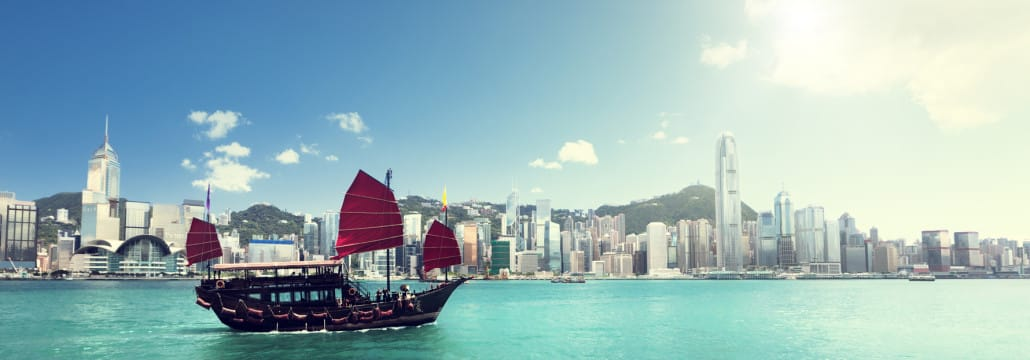 Hong Kong harbour 1030x360 Marketing Eksportowy