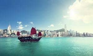 Hong Kong harbour 300x180 Rozwój wymiany handlowej z Chinami