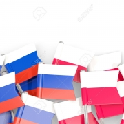 85198020 flag pins of russia and poland isolated on white 3d illustration 180x180 Aktualności